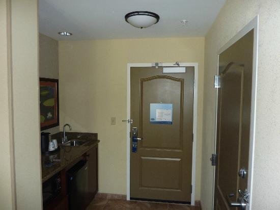 Hampton Inn Okeechobee - Lake Okeechobee: entrée