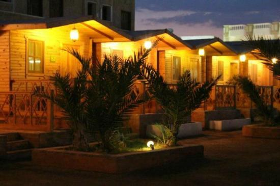 Shams Hotel: Garden huts with Air Condition