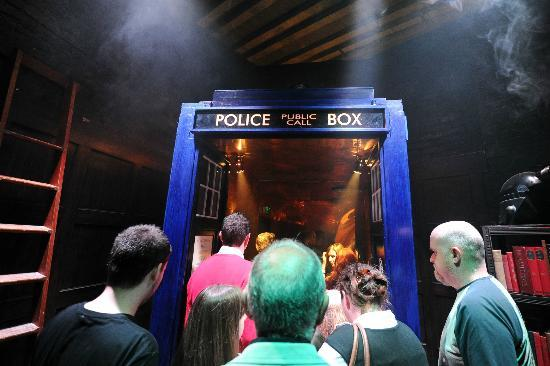 Doctor Who Experience Cardiff Bay 2018 All You Need To