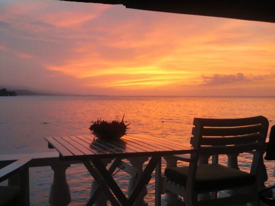 Jamaica Inn: superschöne Sonnenuntergänge