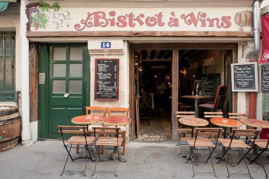 Le porte pot paris od on saint michel restaurant reviews phone number photos tripadvisor - Restaurant les portes paris ...