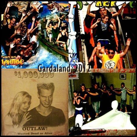 B&B Il Girasole: Gardaland