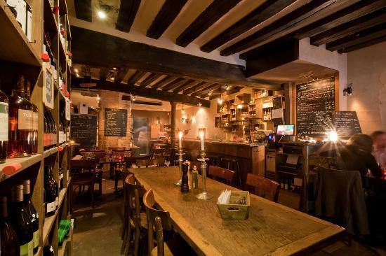 Le porte pot paris odeon saint michel restaurant reviews phone number - Les portes du peripherique paris ...