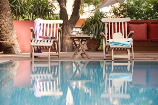 Villa Kallaris: swimming pool