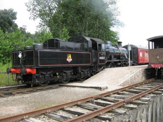 Strathspey Steam Railway: Broomhill Station
