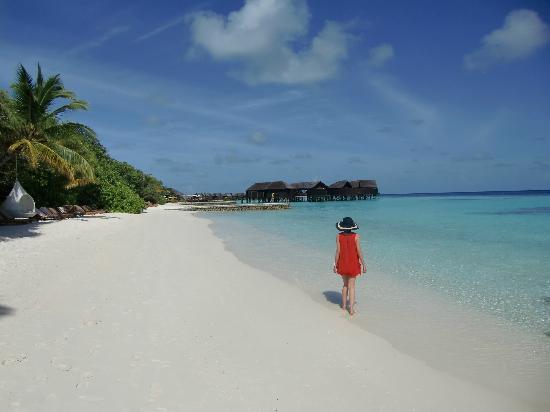 Lily Beach Resort & Spa: empty beach