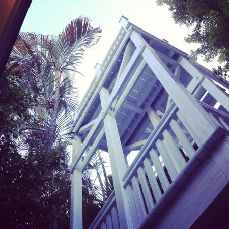 Marrero's Guest Mansion: Stairs