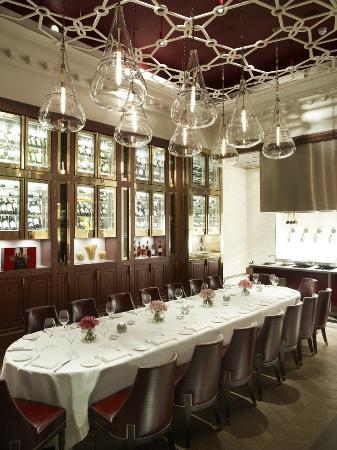 Perfect Massimo Restaurant: Private Dining Room