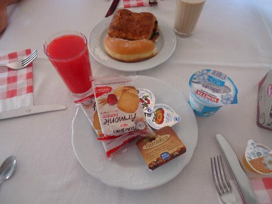 Hotel Ristorante Miramare: colazione