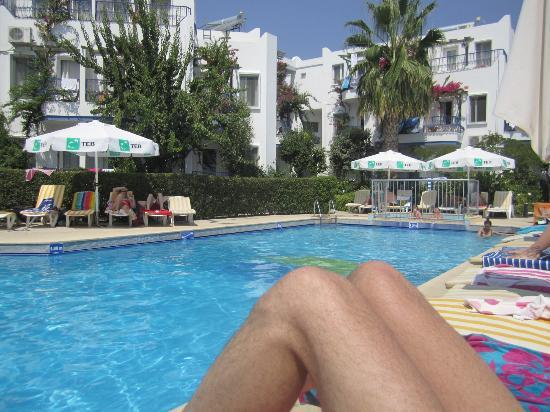 Serhan Hotel: pool