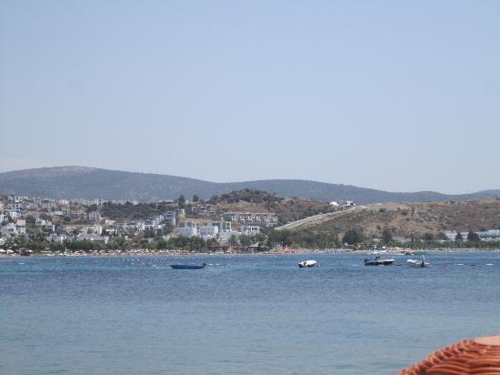 Serhan Hotel: beach