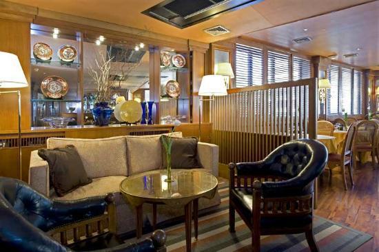 Polo Hotel: Hotel Bar