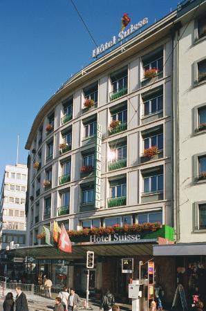 호텔 스위스