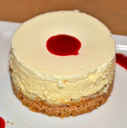 La Brigout : mon cheesecake en dessert : une tuerie!