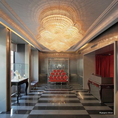 Hotel Lumen Paris Louvre: Lobby