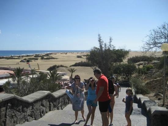 IFA Dunamar Hotel: dunas