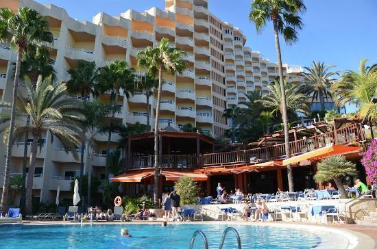 Corallium Dunamar By Lopesan Hotels : pool