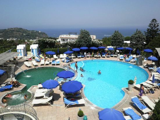 Piscine esterne photo de park hotel terme michelangelo - Piscine esterne ...