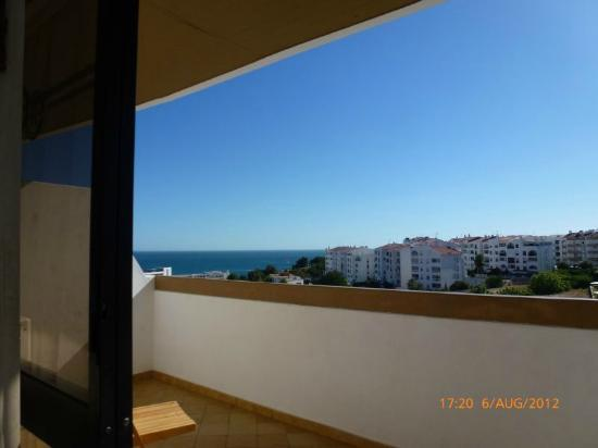 Hotel Apartamento Brisa Sol: View from room 118