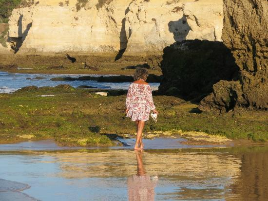 Hotel Apartment Algar: Zalig wandelen op het strand