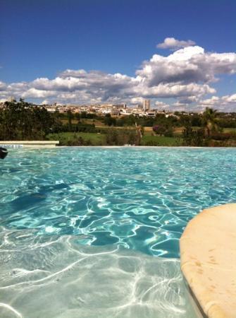 Quality Hotel du Golf Montpellier Juvignac : piscine