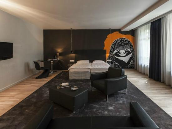 Casati Budapest Hotel : cool double room