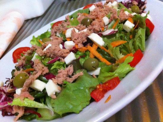 La Mensa del Conte: insalata