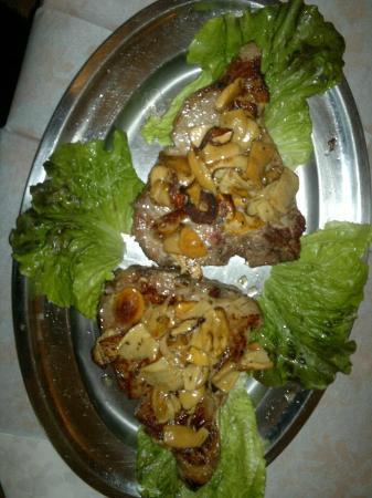 La Mensa del Conte: bistecche