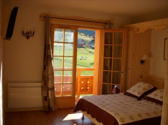 Montana Chalet Hotel : Chambre double