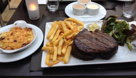 Meet Meat : main, fillet steak 750g