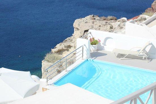 Filotera Suites: La piscine