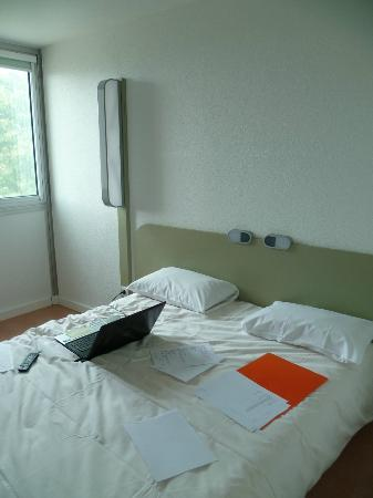 Ibis Budget Caen Mondeville: double lit