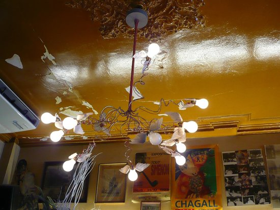 Cafe Lequet: Un cadre hors du commun, qui perpétue la tradition!