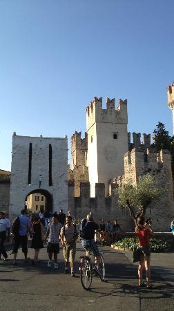 MAG Museo Alto Garda: Bellísimo castillo!!