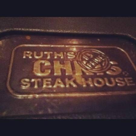 Ruth's Chris Steak House : Wine List
