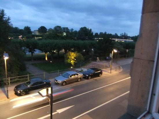 Apartments Duval: View from the room