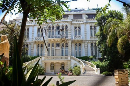 Wonderful Museum of Modern Art in Beirut - Nicolas Sursock Museum
