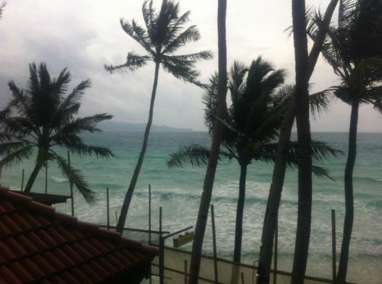 True Home Hotel, Boracay: view