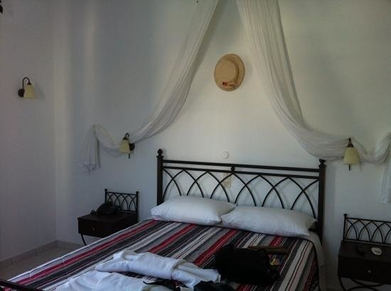 Glaronisia Hotel: Habitacion