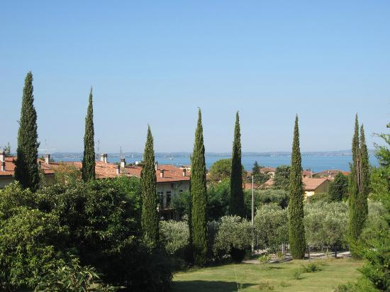 Relais agli Olivi : Blick vom Balkon Zimmer 2