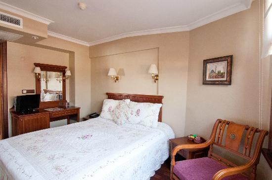 Emine Sultan Hotel & Suites: Double Room