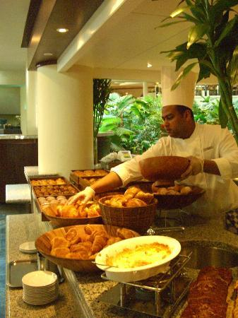 Grand Hyatt Dubai: Breakfast