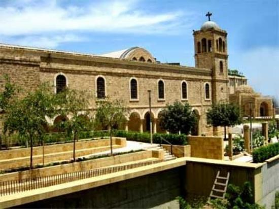 Cathédrale St Elie des Grecs-Catholiques: Saint Elias Greek Catholic Cathedral