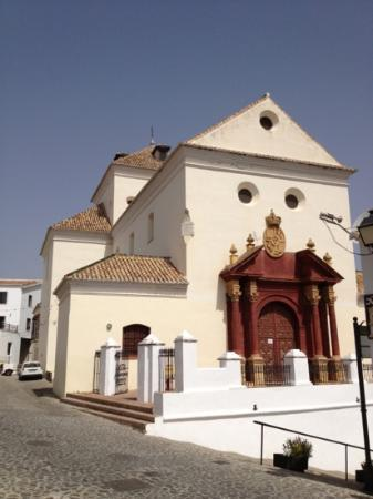 Macharaviaya, Spain: Iglesia San Jacinto