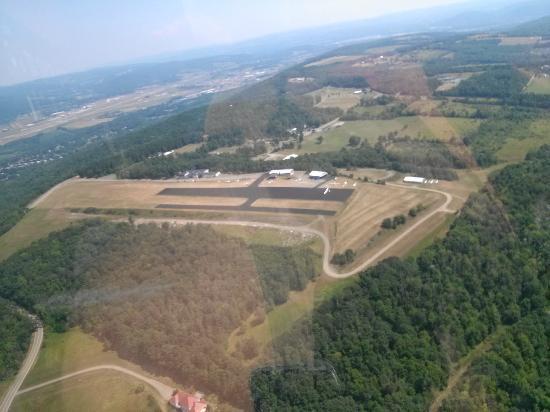 Harris Hill Soaring Center : Gliderport