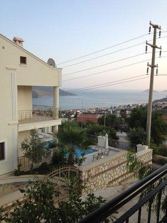 Samira Resort: View from resturant area at Samira