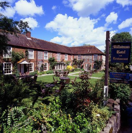The Millstream Hotel and Restaurant: The Millstream Restaurant