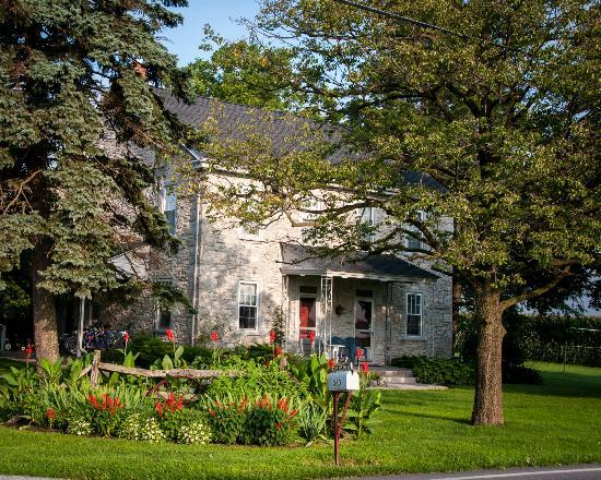 Stone Haus Farm Bed and Breakfast : The Stone Haus B&B