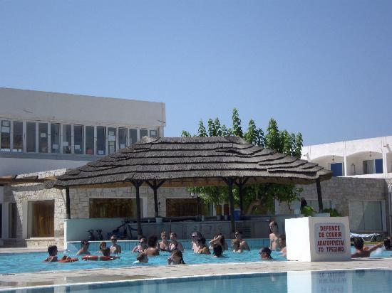Kinetta, Greece: poolbar