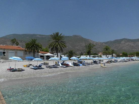 Kinetta Beach Hotel Strand